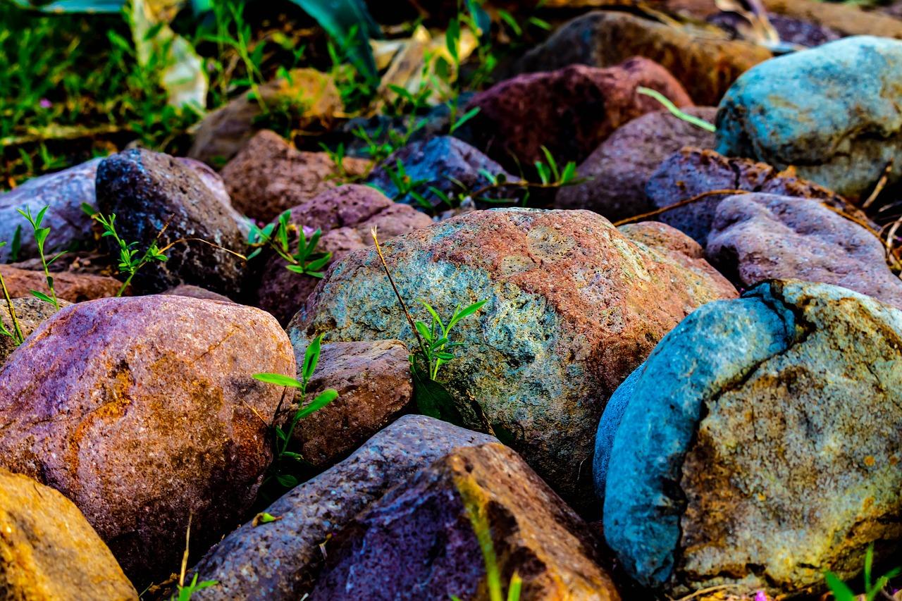 aménagement extérieur en pierre naturelle