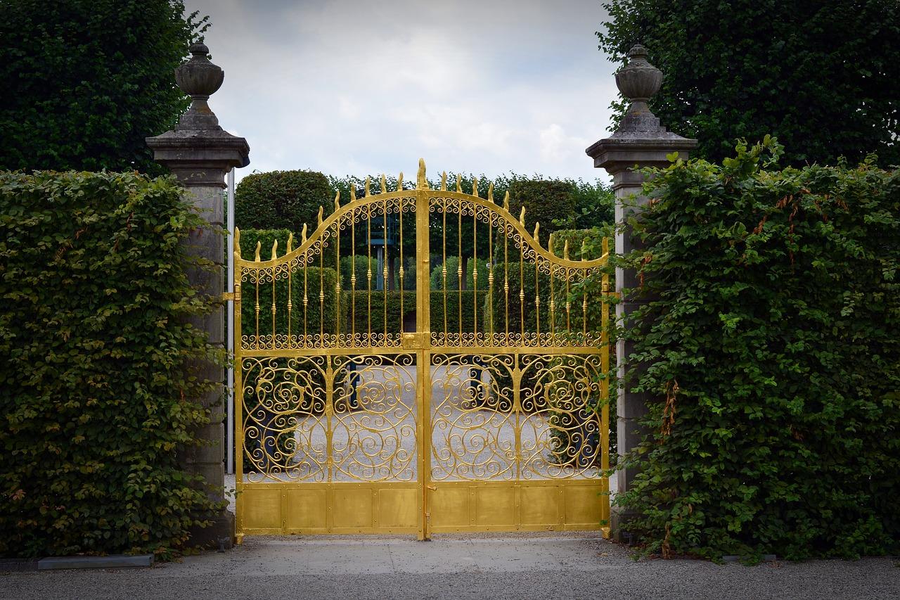 matériau de son portail