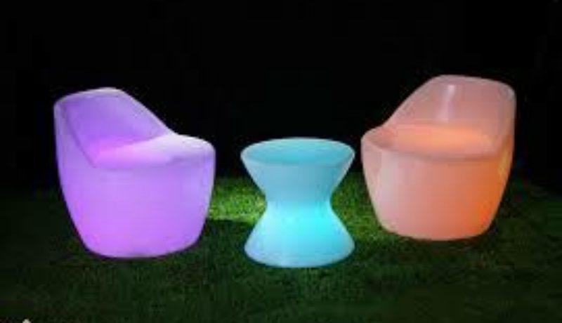 meubles LED