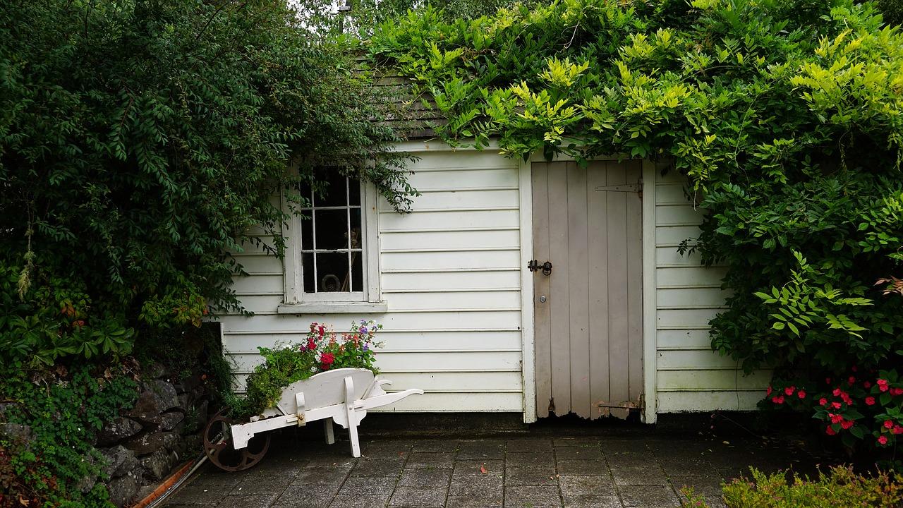 Cabane-de-jardin