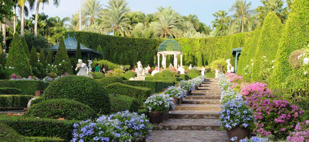 Amenager-jardin-italien
